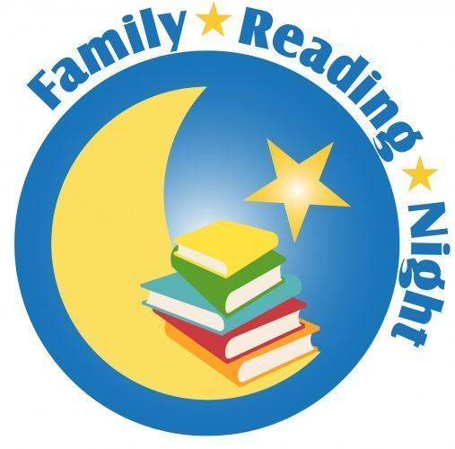 Celebrate Family Reading Night with Mrs. Rogers