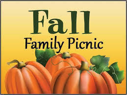 Fall Family Picnic and Open House